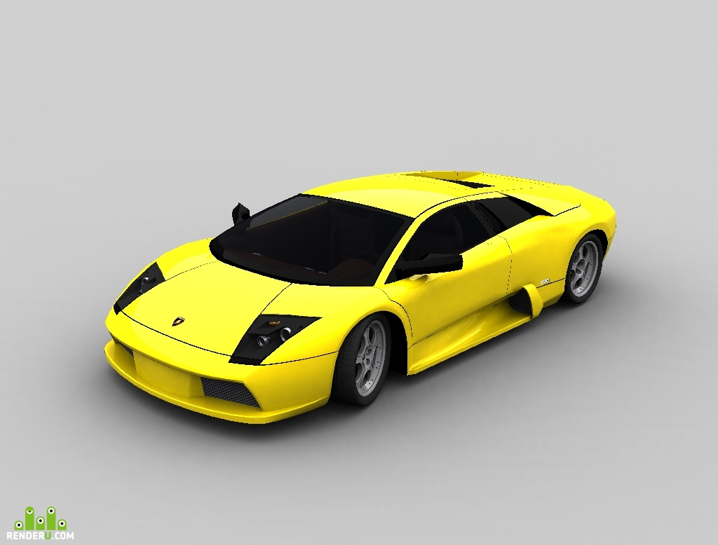 preview Lamborghini Murcielago