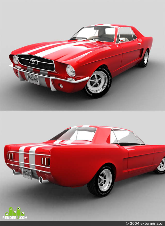 preview Mustang