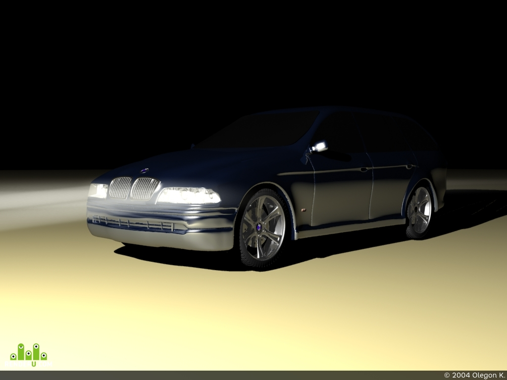 preview BMW 5