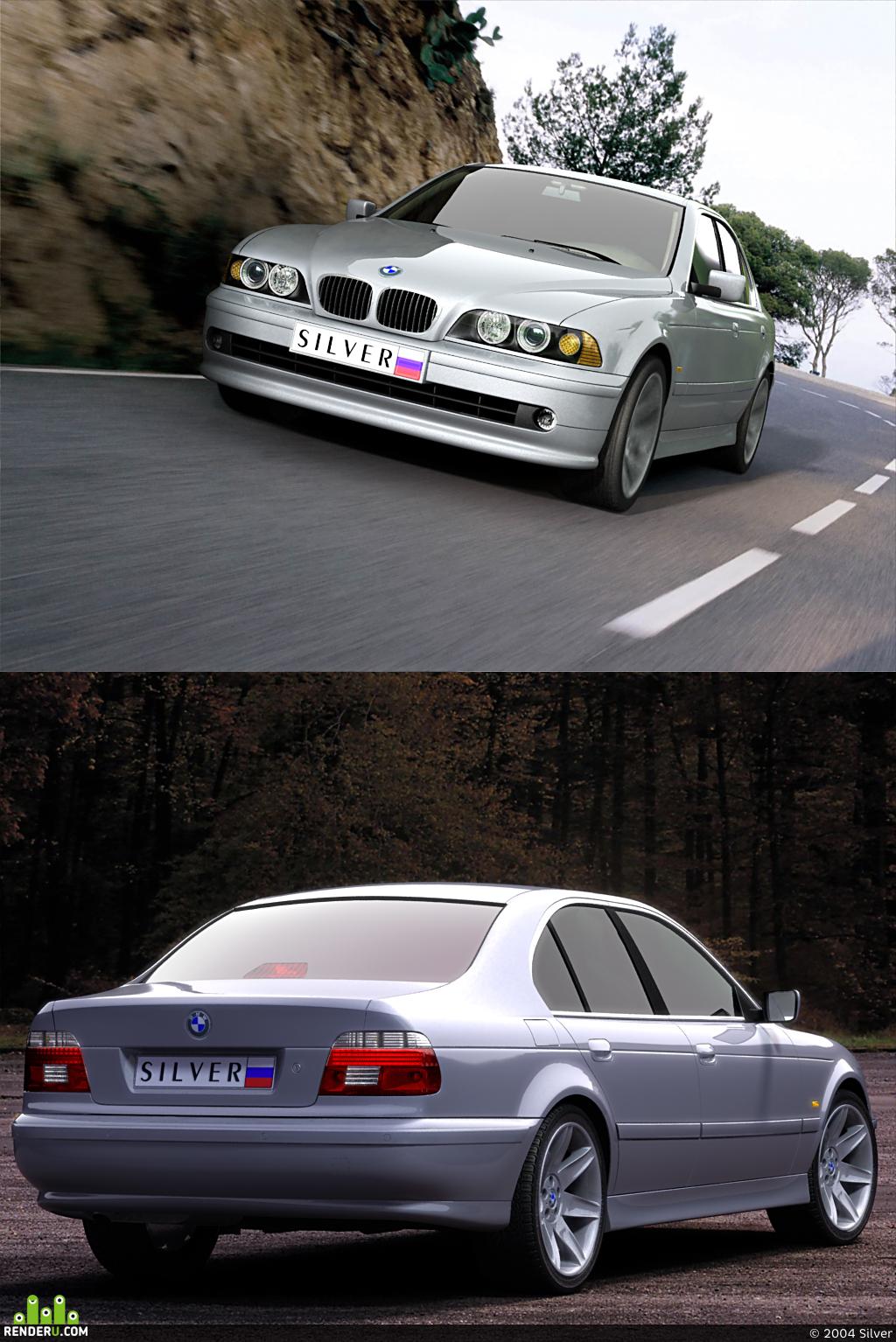 preview BMW  5 e39