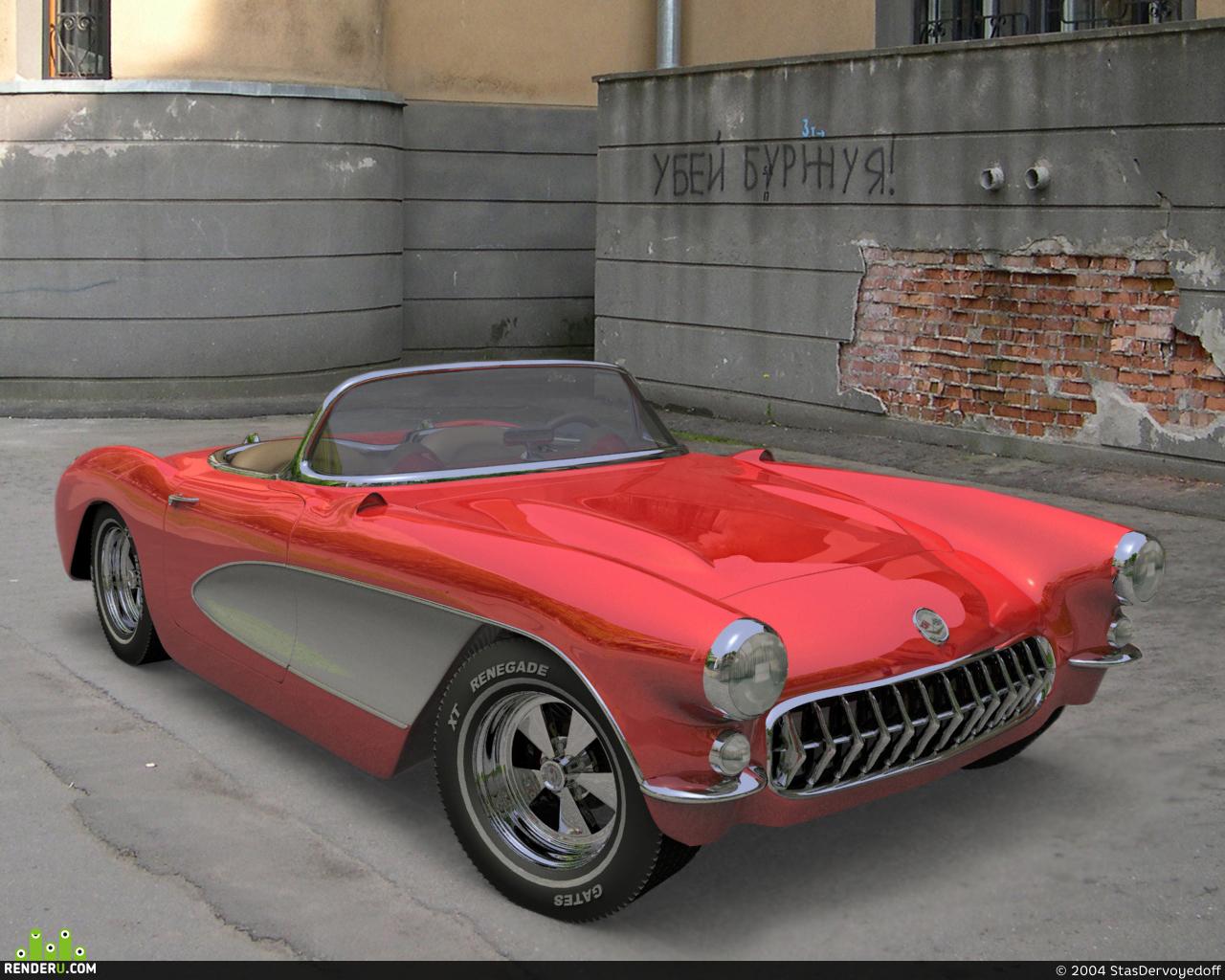 preview Chevrolet Corvette II