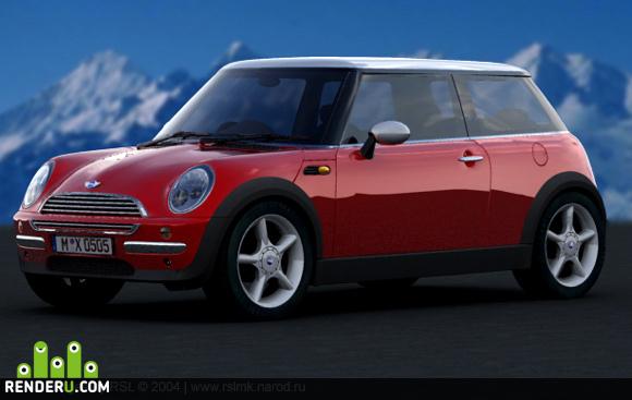 preview Mini Cooper