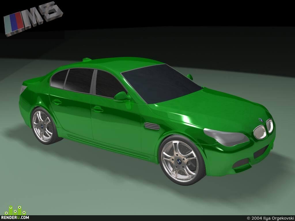 preview BMW_M5