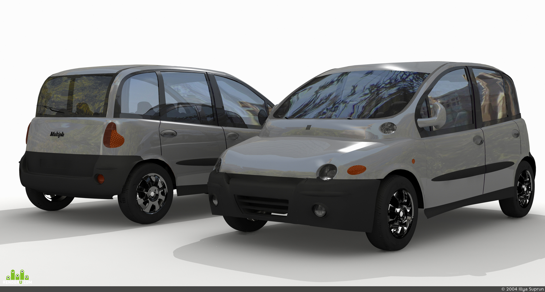 preview Fiat Multipla