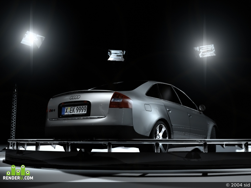 preview Audi RS6