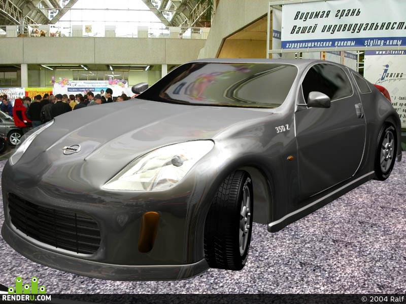 preview Nissan 350 Z