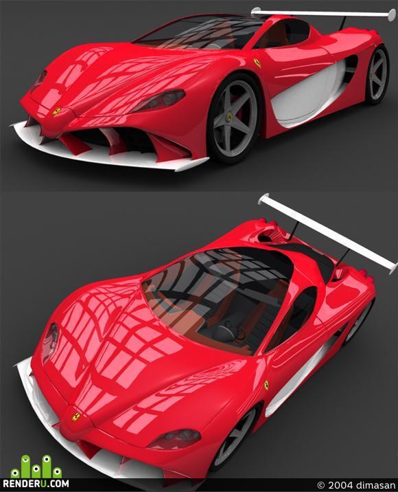 preview Ferrari Aurea