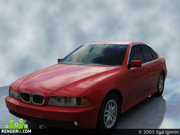 preview BMW 5series sedan