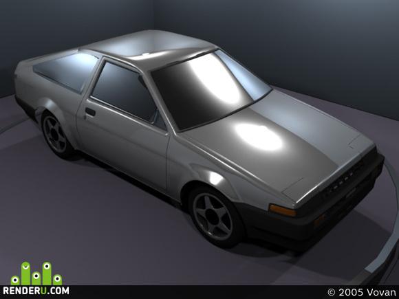 preview Toyota Sprinter Trueno