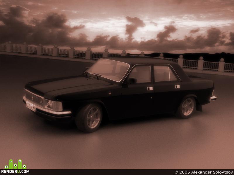 preview Volga Gaz 3102