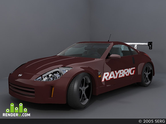 preview Nissan 350 Z SG