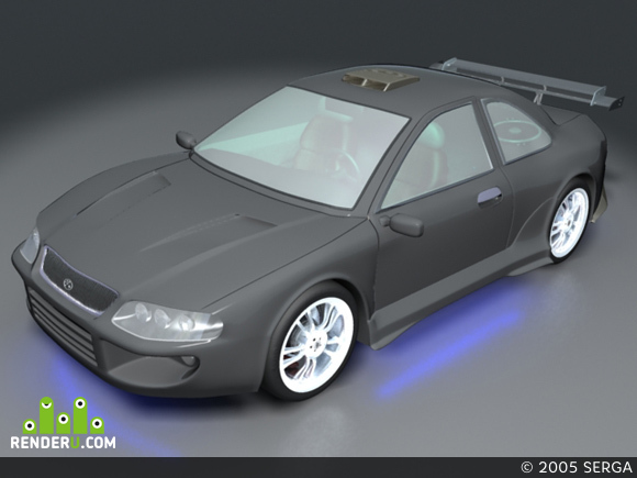 preview Subaru Impreza 1994