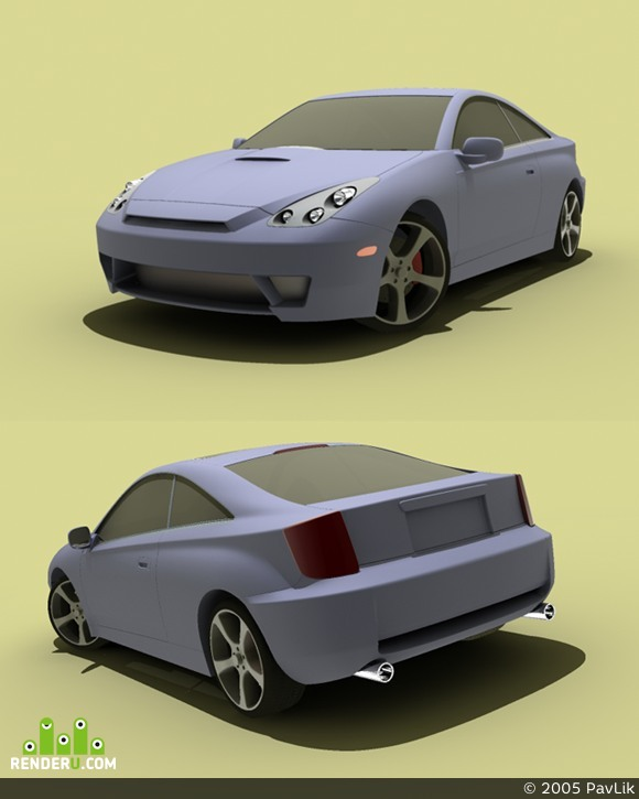 preview Toyota Celica