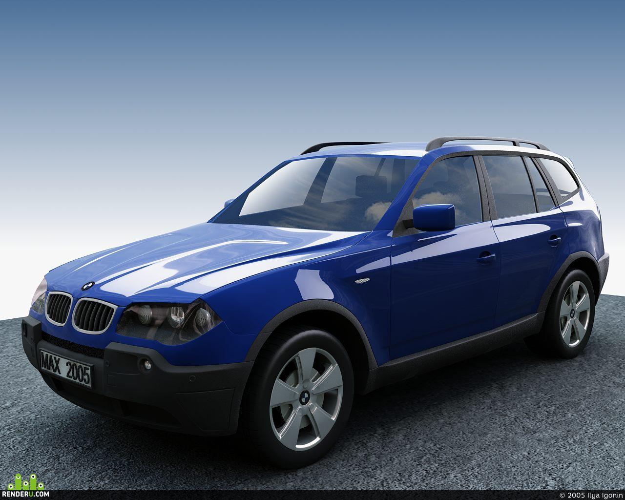 preview BMW X3
