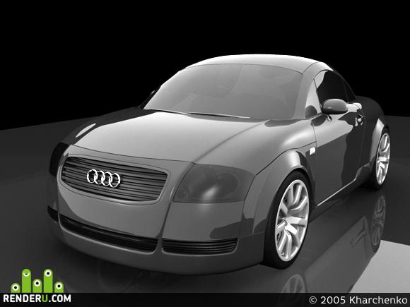 preview Audi TT (Black)