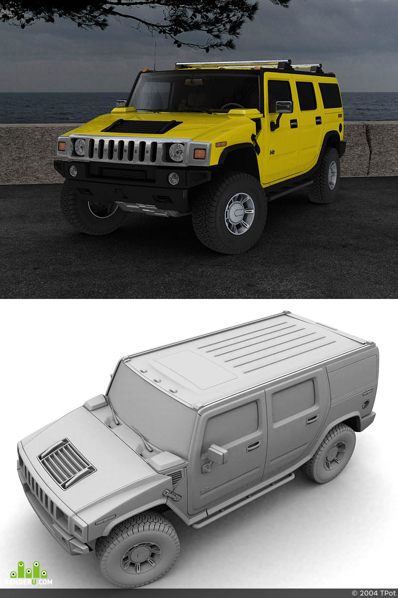 preview Hummer H2