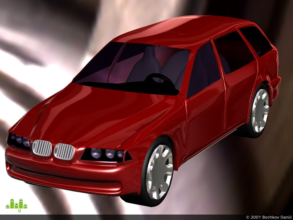 preview BMW 530 touring