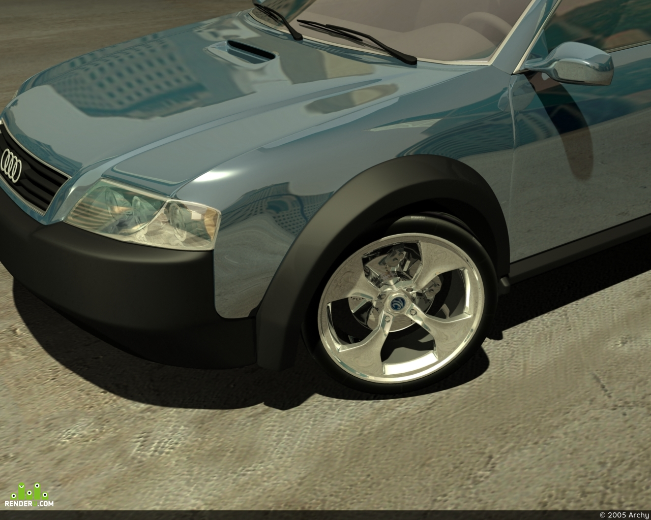preview AllRoad