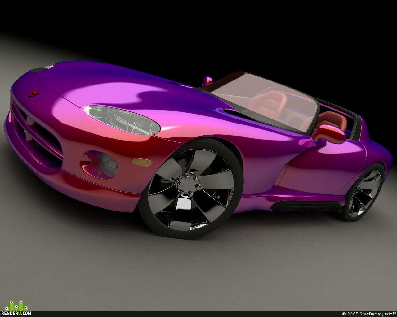 preview Dodge Viper