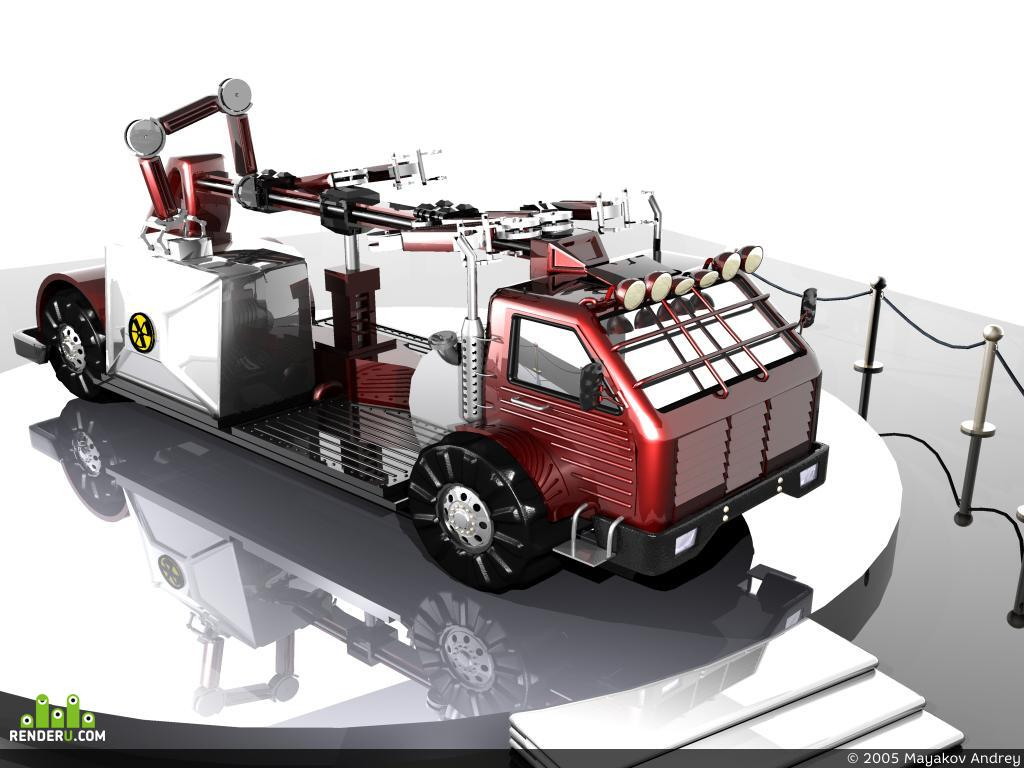 preview Mega Truck