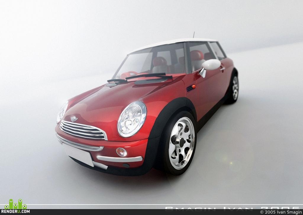 preview Mini Cooper :)