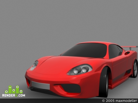 preview Ferrari 350 Modena