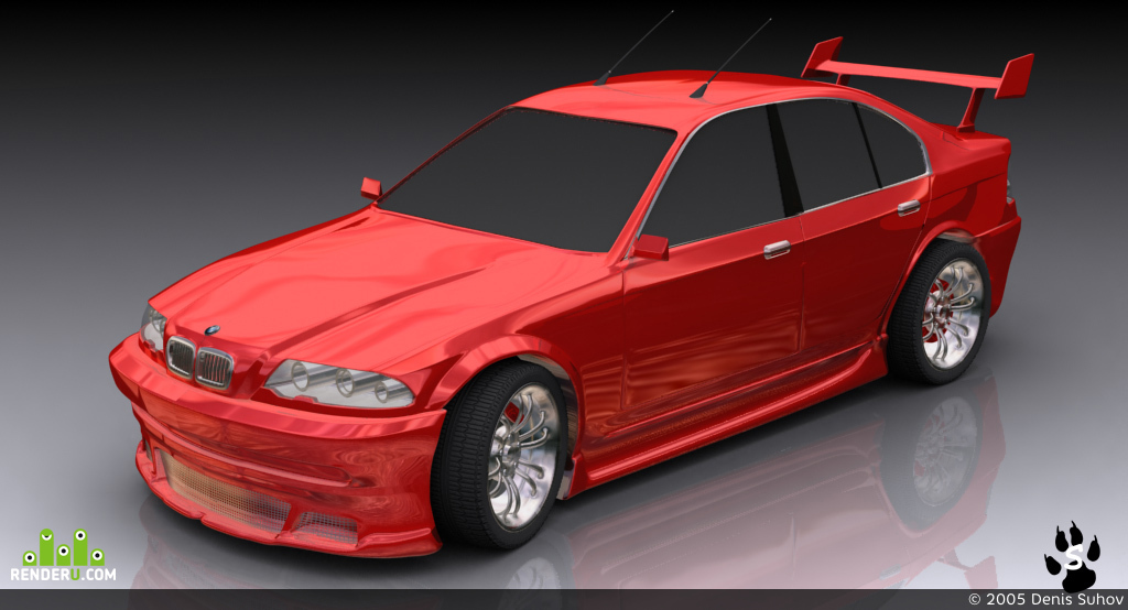 """preview BMW 3series """"tuning-exclusive"""""""