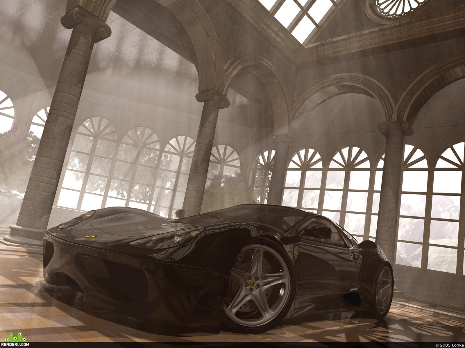 preview Ferrari Concept