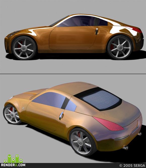 preview Nissan 350Z