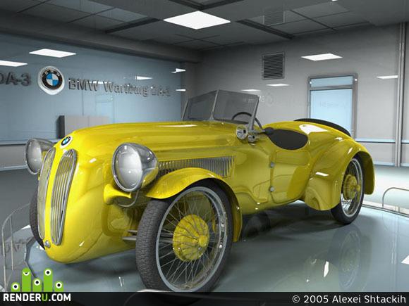 preview BMW Wartburg DA 3