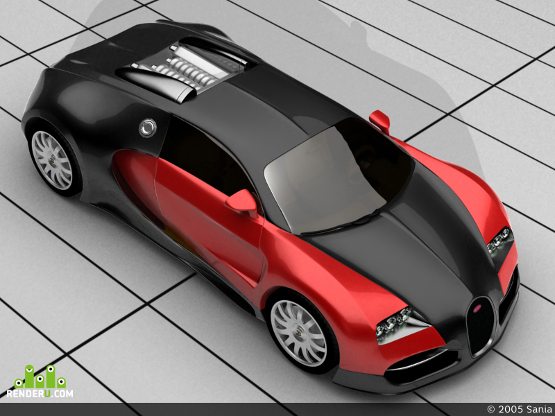 preview Bugatti Veyron