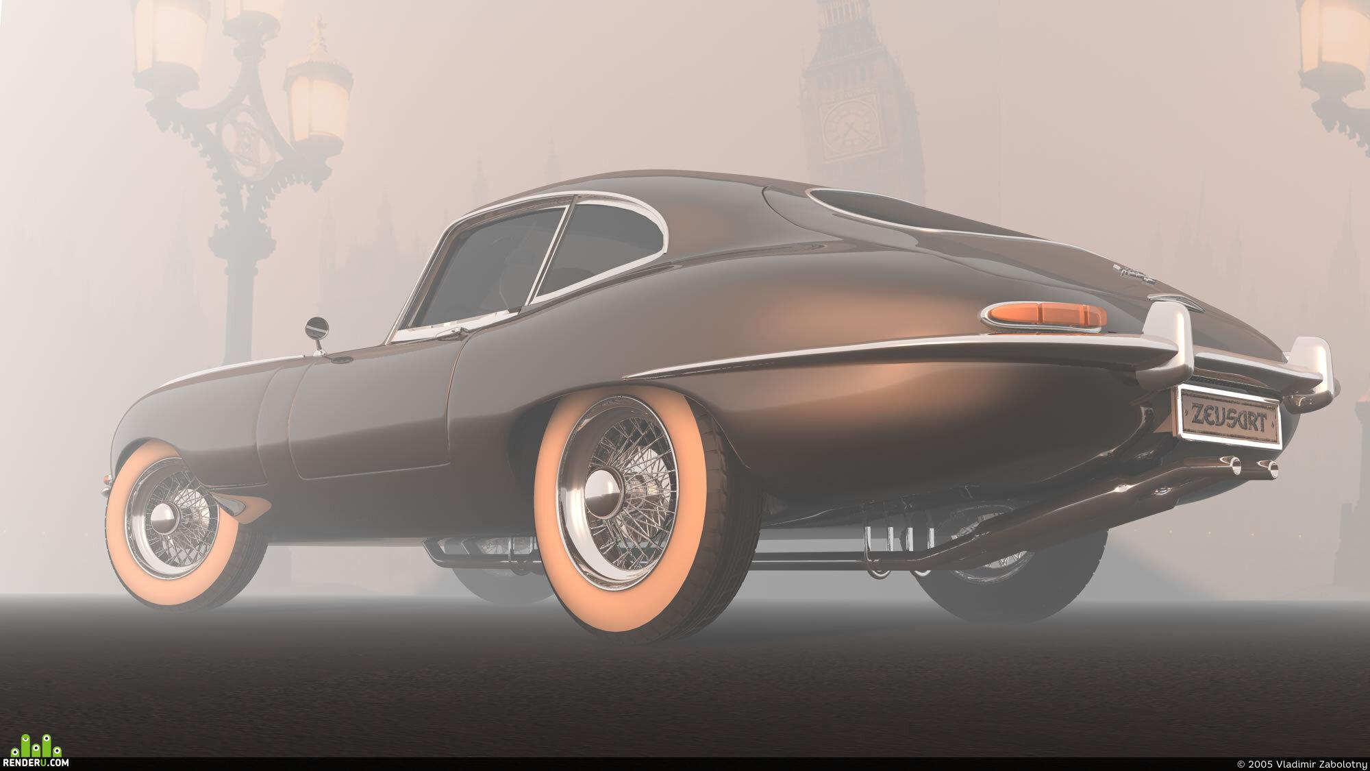 preview Jaguar E-Type Coupe 1941