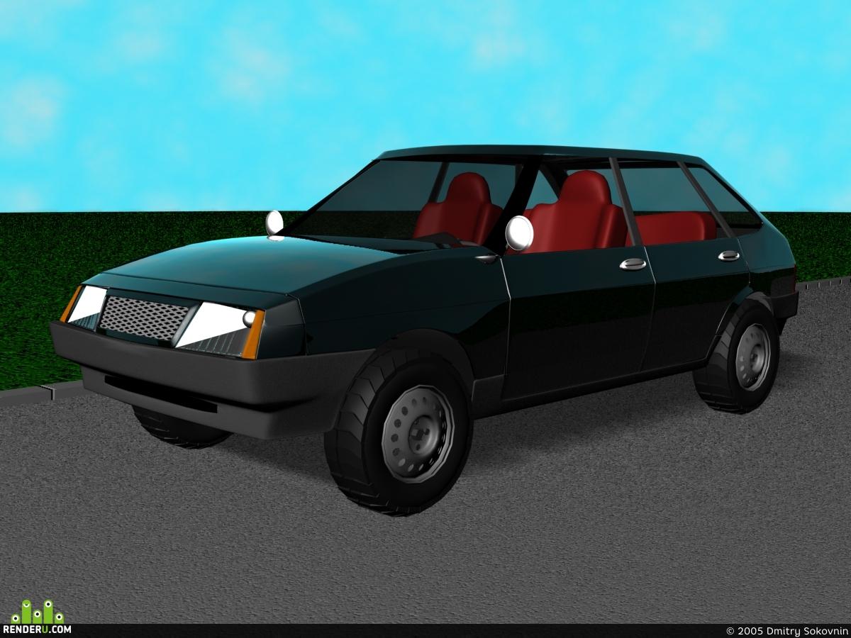 preview LADA 2109