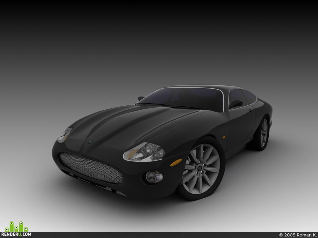 preview Jaguar XKR