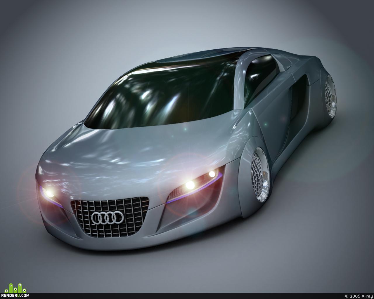 preview Audi RSQ