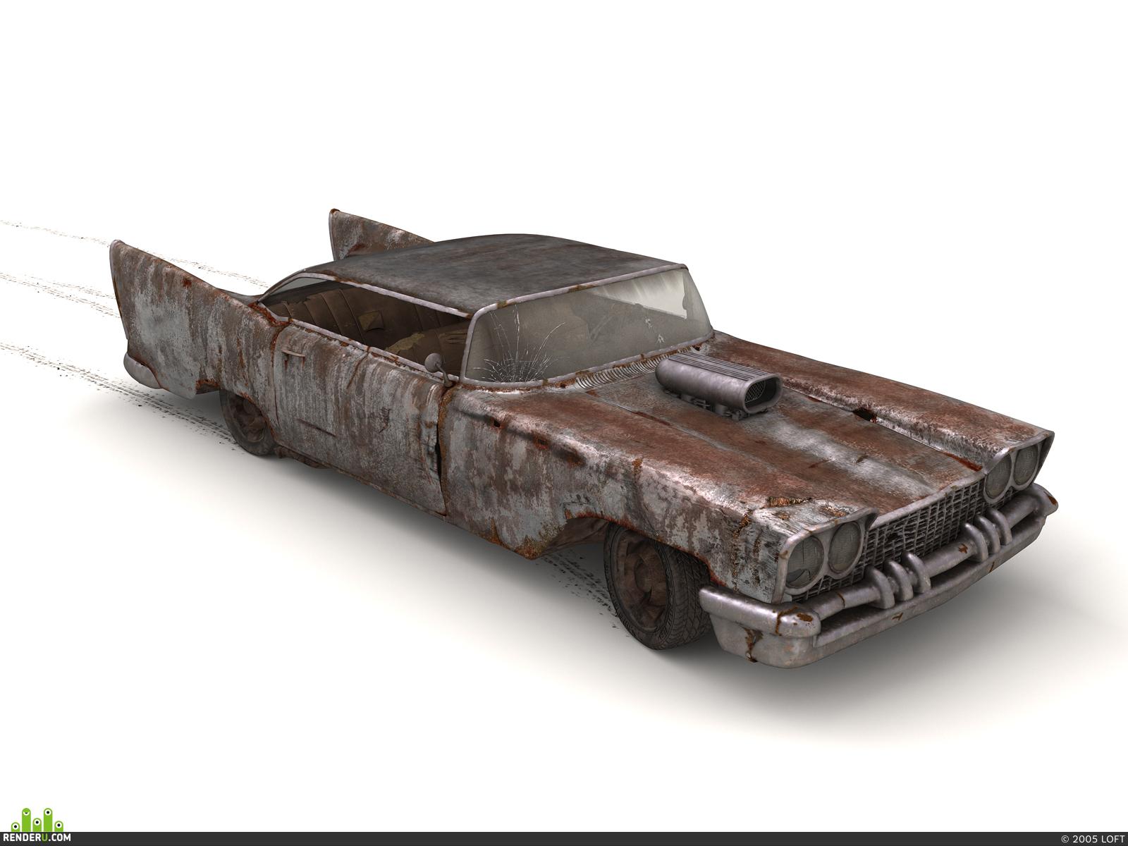 preview Chrysalis Motors Highwayman