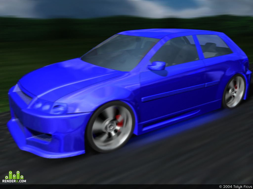 preview AUDI A3 tuning