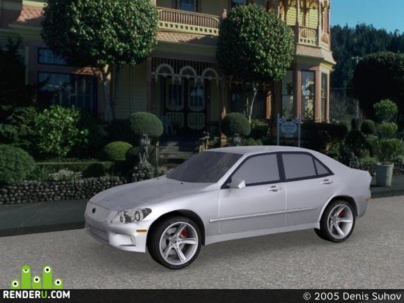 preview lexus ls 200 (versiya 2)