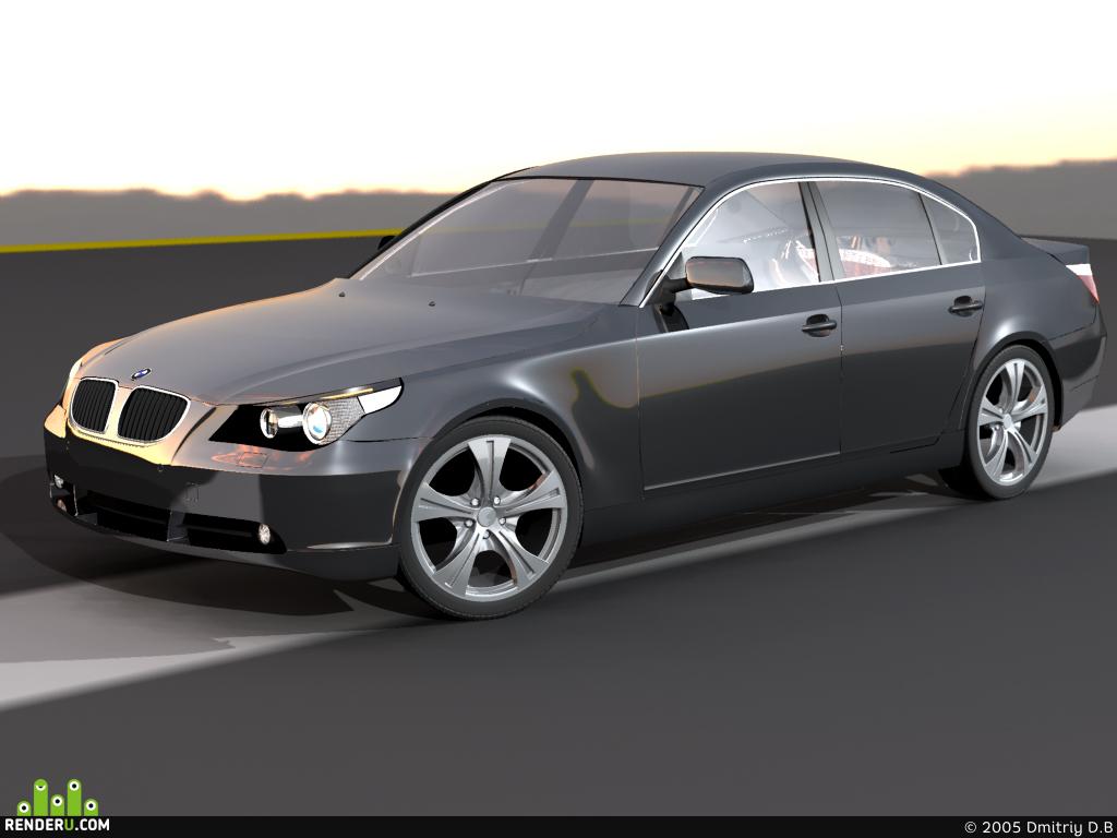 preview Car BMW530i
