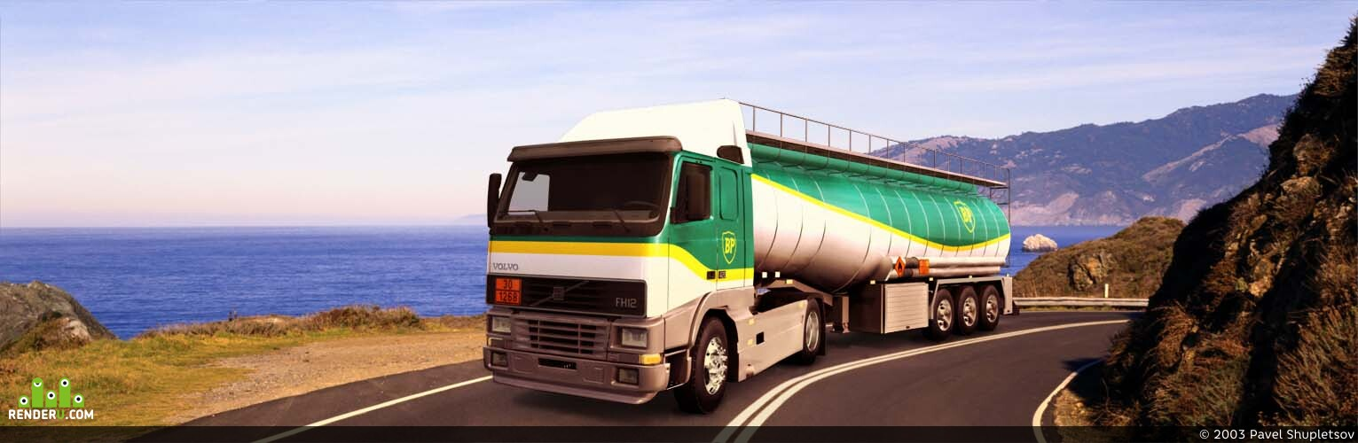 preview Volvo FH12 (2005)