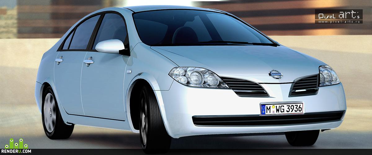preview Nissan Primera