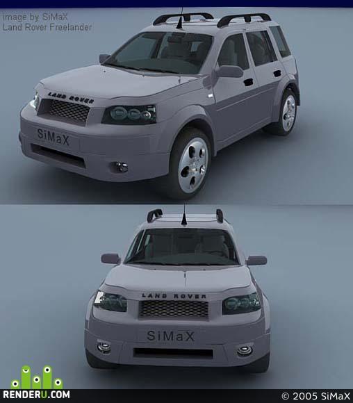 preview Land Rover - Freelander