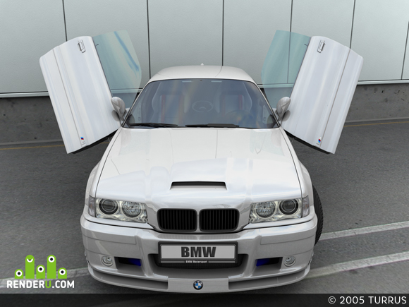 preview BMW M3-TR