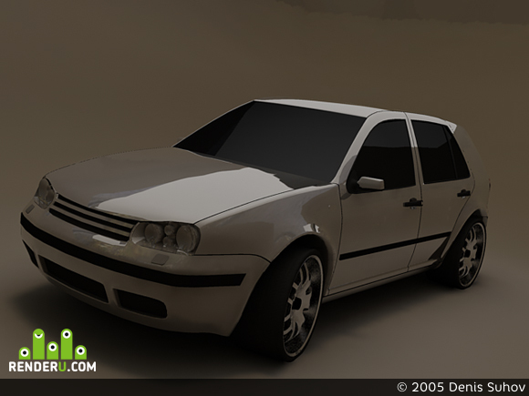 preview VW Golf  4