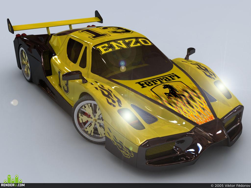 preview Crazy car :)