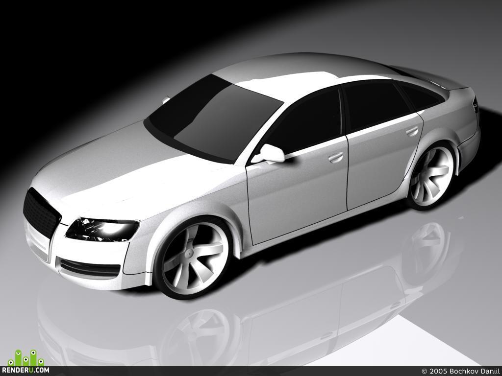 preview Audi A6