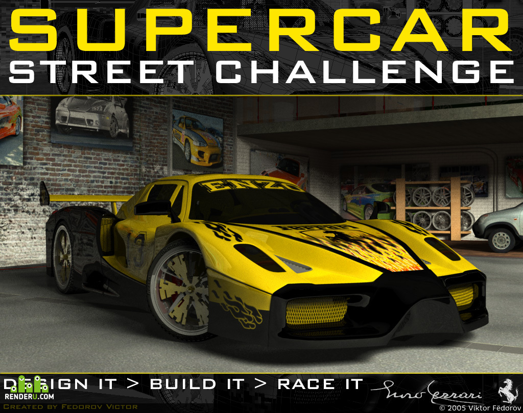 preview Crazy Car 2 :)