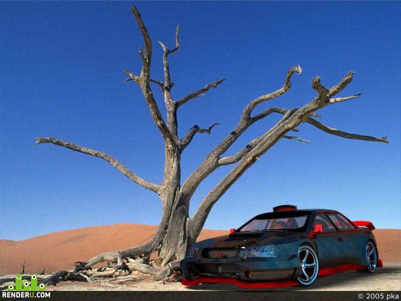 preview Subaru WRX