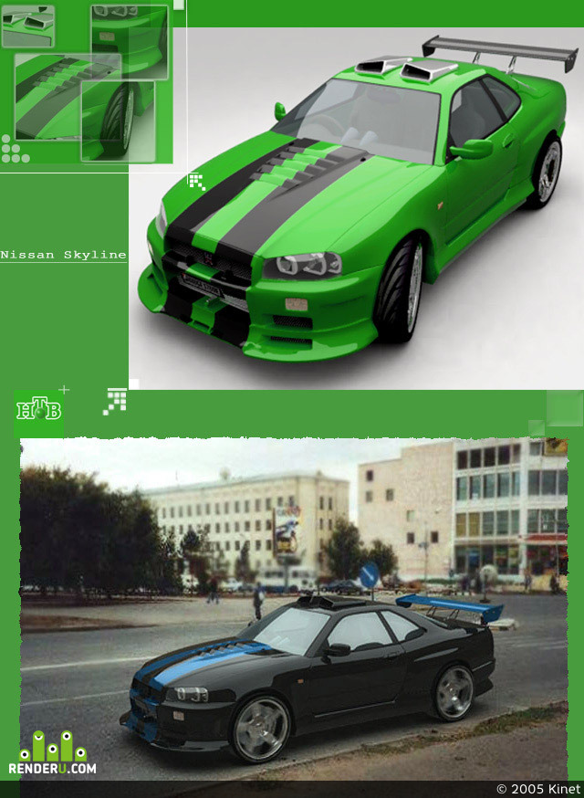 preview Nissan_Skyline