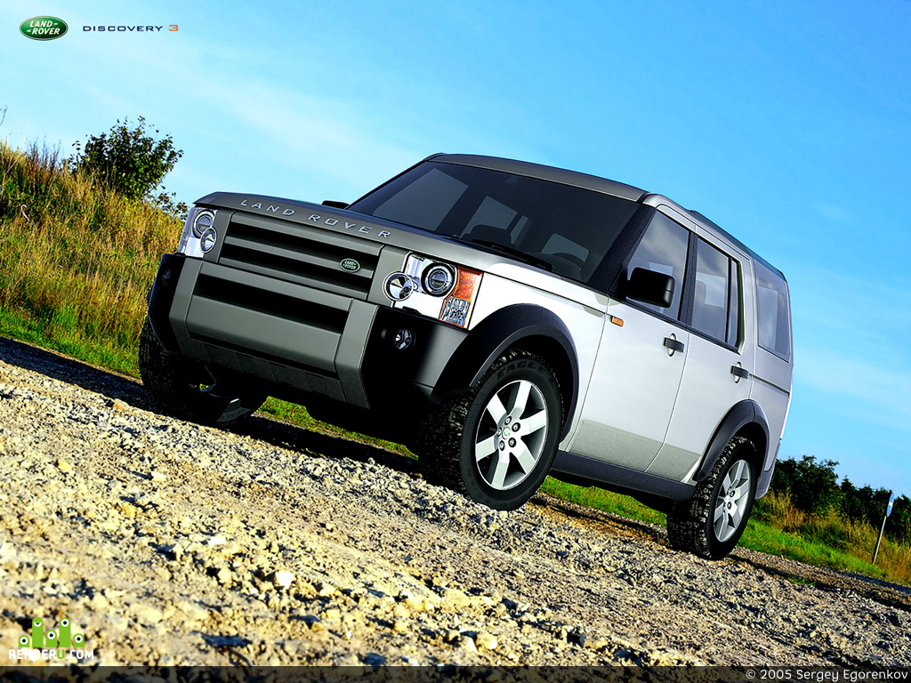 preview Land Rover Discovery 3
